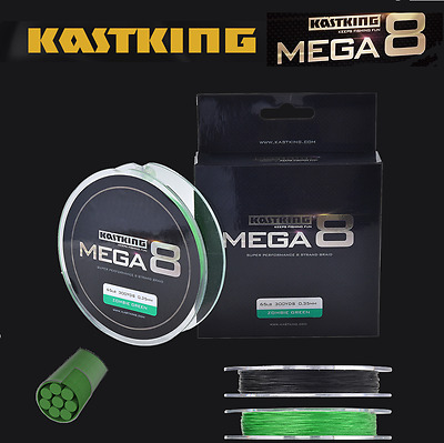 KastKing Super Strong Mega 8 Braided Fishing Line