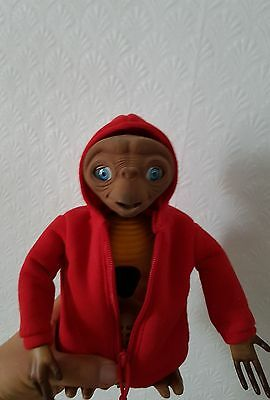 "Tiger Electronics Interactive 8"" E.T Toy"