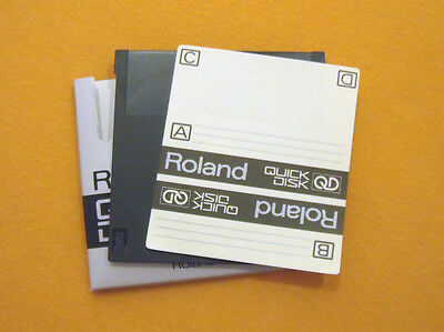 "Quick Disk QD 2.8"" for Roland, Akai and more"