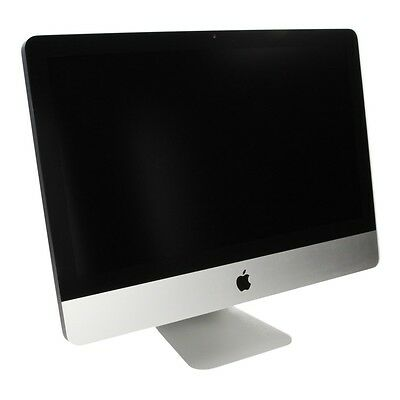 "Apple iMac 21,5"" 2011 i5 silber 500 GB HDD Sehr guter Zustand"