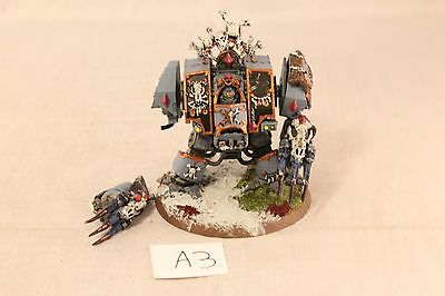 Warhammer Space Marine Space Wolf Murderfang Dreadnought Well Painted