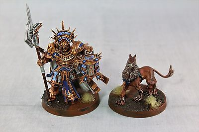 Warhammer Stormcast Lord Castellant Well Painted