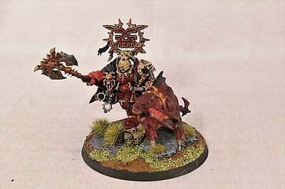 Warhammer Age of Sigmar Mighty Lord of Khorne Pro Painted