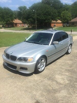 2005 BMW 3-Series M3 Performance Body Kit and Wheel Pkg 2005 BMW 330i w/M3 Performance Body Kit & Wheel Pkg