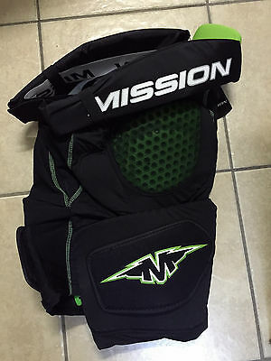Mission Pro Compression Inline Hockey Girdle! Roller Ice, SR JR All Sizes