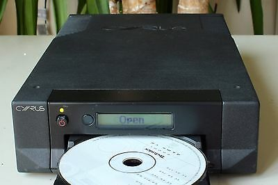 Cyrus CD 8x CD Player