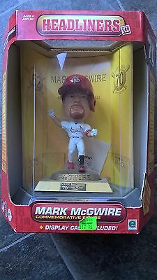Mark McGwire St Louis Cardinals MLB Baseball Corinthian Headliners XL Figure