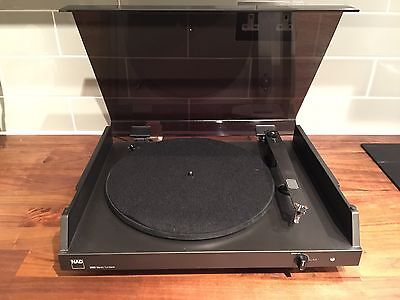 Nad 5120 Record Turntable With Ortofon Super Om 10 Cartridge New Belt