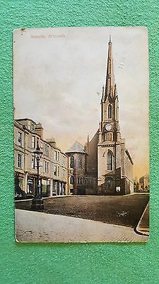 The Steeple Arbroath