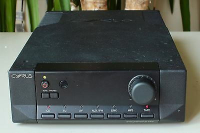 Cyrus 8 VS2 Remote Control Integrated Amplifier.