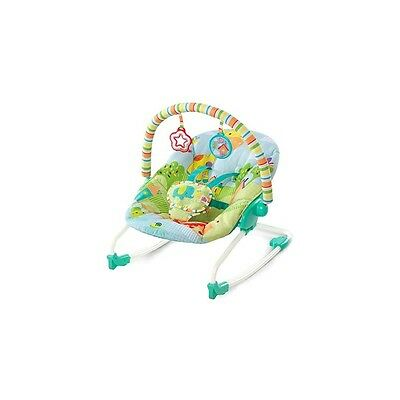 Hamaca bebé Rocker Snuggle Jungle - Colores - Multicolor
