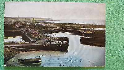 The Harbour Arbroath
