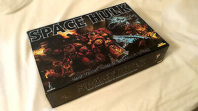 Games Workshop Space Hulk 2009 (3rd Edition) complete board game