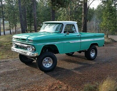 1966 GMC Other  1966 GMC 4WD Truck