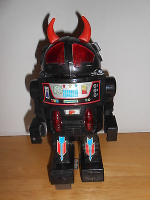 Robot Mike Toys K-207 Made In Taiwan