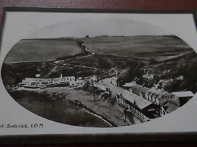 1910 Postcard Port Soderick Isle of Man