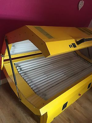 High Power 46 Tube Sunbed (ex Shop) 160 -200 Watt
