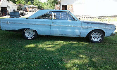 1966 Plymouth Belveder  1966 Plymouth Belvedere