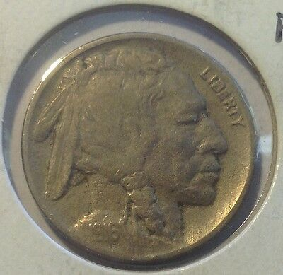 1916-D Buffalo Nickel, Tough date & Mint ** Free Shipping!                     3