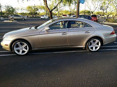 2006 Mercedes-Benz CLS-Class  2006 Mercedes Benz CLS 500 (SPORTS SEDAN) - Excellent Condition! PRICED TO SELL
