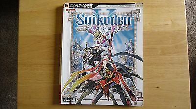 Suikoden V 5 Game and Strategy Guide Playstation 2