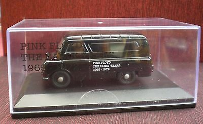 Pink Floyd .. The Early Years ~ Model Bedford Van. Sold Out @ V & A exhibition