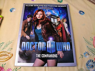 Doctor Who Collectors Edition Radio Times Book The Companion Action Spring 2011