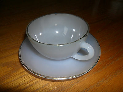 Arcopal Cup And Saucer