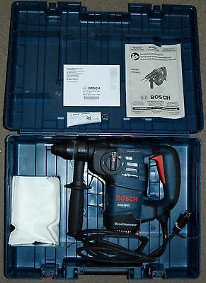 Bosch RH328VC Rotary Hammer Drill With Case Very Good Condition