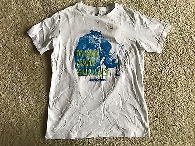 Uniqlo UT Monster's Inc Kids T-shirt - Size 11 NWT