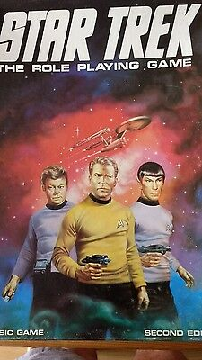 star trek role playing game