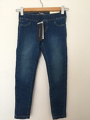 TOMMY HILFIGER Skinny Jeans NEW WITH TAGS Girls 5