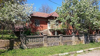 2 Large Solid Brick Built Houses On Nearly 2 Acres For Sale In Rural Bulgaria