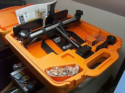 CMT ENLOCK JOINT JOINING SYSTEM ORANGE TOOLS list $199-NEW IN CASE