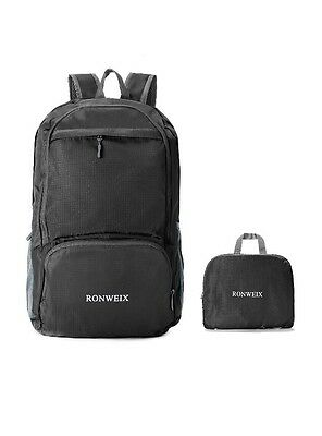 Ronweix 35L Lightweight Packable Durable Travel Hiking Backpack Daypack