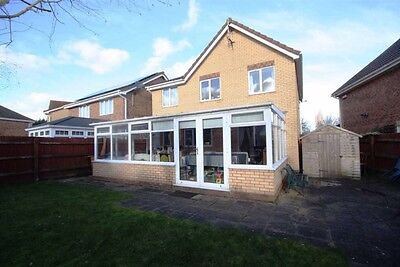 Conservatory - White, UPVC, Double Glazed (Will be dismantled)