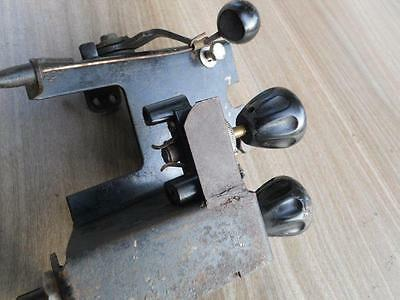 Lancia   Flaminia  Heater Control  Switch  OEM