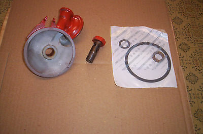 Mopar 340 oil filter adaptor aluminum HI Volume RACE