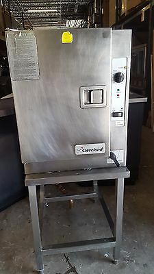Used 22Cet6.1 Cleveland Boilerless Convection Steamer Includes Free Shipping