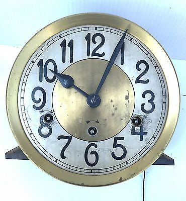 Westminster Chiming German Wall Clock Movement Glockenspiel Chime Bars
