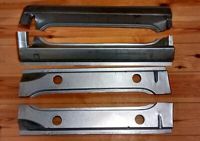 vw t4 inner and outer sill repair panel (pair left & right)