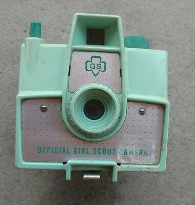 The Official Girl Scout Camera Vintage