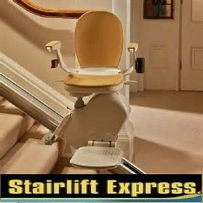 Stairlift Acorn Slimline 1-2 years old, installed, with a 2 YEAR WARRANTY...