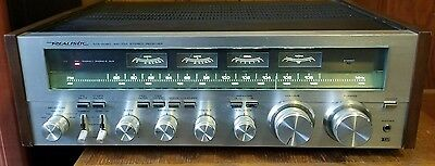 Vintage Realistic STA-2080 Classic Monster Stereo Receiver Works Great!