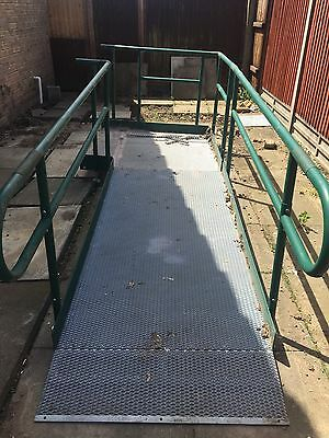 Easiaccess Mobility/Wheelchair Ramp For External Door