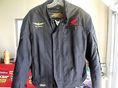 Honda motorcycle jacket with armour