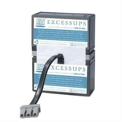 Apc Rbc32 Replacement Battery. Fresh New Stock! 1 Year Replacement Warranty!