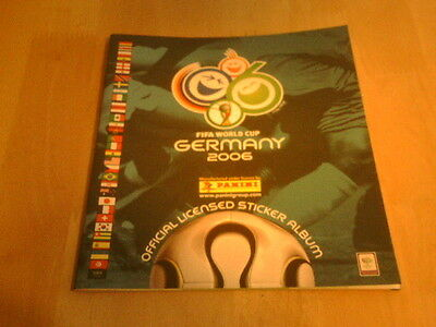 50 x Panini WORLD CUP 2006 GERMANY Football Stickers - All different.