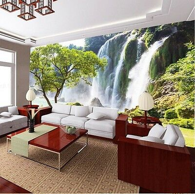 Custom photo wallpaper for walls Large mural wall paper roll 3D landscape scener