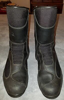 Oxtar Motorcycle Boots - Goretex - size 48 euro /13 us